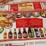 Proposte di menù settimanali