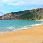 Nazaré's beach