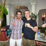 con Mustafa