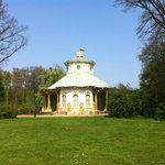 The Chinese Tea House - Prussian style