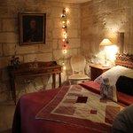 La chambre Guanaja et la literie