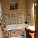Salle de bains de la chambre Guanaja