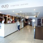 Photo de Euro Hostel Glasgow