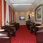 Unsere gemütliche Sky-Lounge