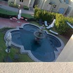 fountain/dipping pool