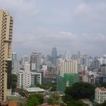 vue du 14ième étage