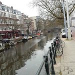 Nearby Canal View