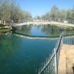 Lago termal: Una gozada