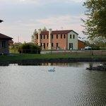 Visuale lago Ristorante