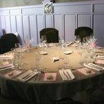 Table ronde - 11 invités