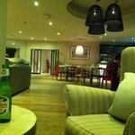 Living Room bar and lounge
