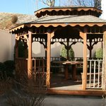 Relax in our Gazebo