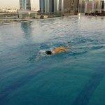 piscina maravilhosa