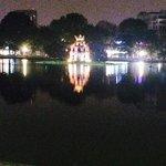 Hoen Kiem lake