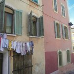 Typical Provencal faded colours