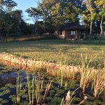view of lakeside villa
