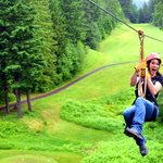 Skamania Lodge Zip Line Tour