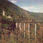 Acquedotto romano su Monteluco