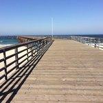 Rosarito Beach Pier