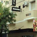 Frente - Hotel Aries