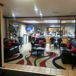 Ramada Plano Breakfast Area - Lobby