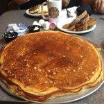 Huge pancake!