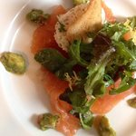 House Cured Organic Salmon