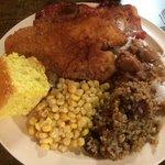 Hollier's Cajun Kitchen buffet