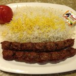 chello kabab , on mon and thur only