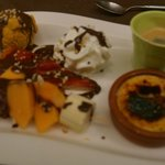 Cafe Gourmand