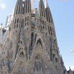 Obyek Wisata Sagrada Familia
