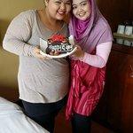 Celebrate Birthday in Bandung @ Banana Inn