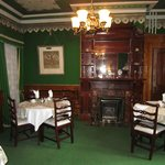 Smaller of the 2 dining rooms