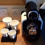 In Room Coffee / Nespresso Facilities
