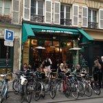 Nice cafe / bar we visited