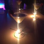 Drinks in the evening