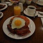 Mi frugal desayuno inglés