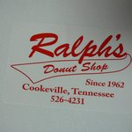 Ralph's box top.