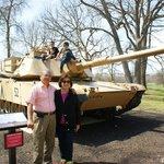Desert Storm Tank