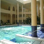 Piscine centre de thalasso
