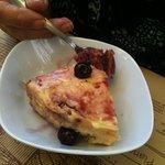 Dolce, Zuppa Anglosermonetana, Crema e Visciole
