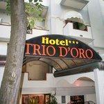 Ingresso Hotel Trio d'oro