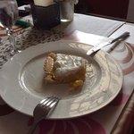 la merveilleuse tarte au citron