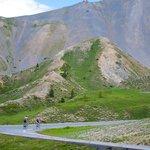 Montagnes (circuits pour le cyclotourisme)