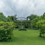 Villa Terrace's Renaissance Garden