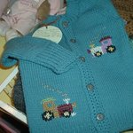 Hand Made Knit Sweaters!