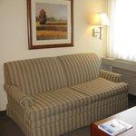 Louisville Candlewood one-bedroom suite
