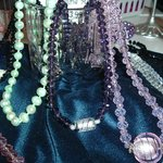 Hand Made Ladies Necklaces in our Ladies Gift Area!