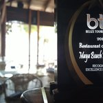 Honored by the Belize Tourism Board