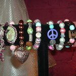Hand Made Bracelets for Ladies in our Ladies Gift Area!